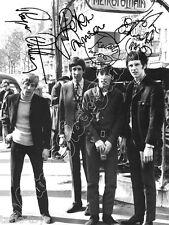 The WHO - Roger Daltrey - print signed photo - foto con autografo stampato