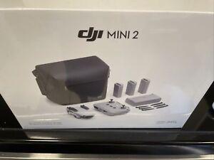 BRAND NEW DJI MAVIC MINI 2 - 4K DRONE - FLY MORE COMBO