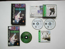 Lot of 2 Playstation 1 Games Final Fantasy Anthology Philosoma PS1 PS2 PS3