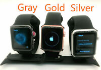 Apple Watch Series 3 (38mm/42mm) Aluminum Alloy Case Blac GPS + LTE Cellular All