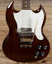 Gibson Melody Maker SG White Custom Pickguard Single Mini Humbucker '68-'82 USA