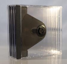 4 DCC MFSL Replacement Lift Lock Cd Jewel Cases New