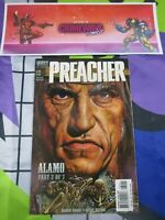 vtg preacher #60 vertigo DC Comic book hi res pics