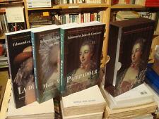 E. & J. de GONCOURT Trois femmes de pouvoir encensées, (...) A. Versaille 2010