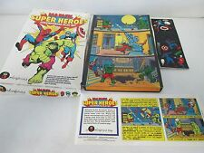 1983 Marvel Super Heroes Colorforms Play Set
