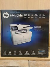 HP LaserJet Pro M426fdn All-in-One Laser Printer F6W14A **NEW SEALED**