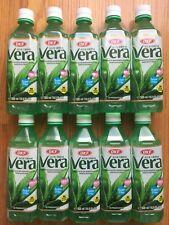 OKF Aloe Vera (Sugar Free) - 16.9 Fl Oz (Pack of 10)