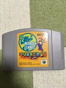 """Nintendo64's  game """"Mario tennis 64""""!!"""