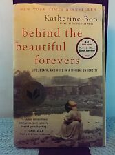 BEHIND THE BEAUTIFUL FOREVERS [9780812979329] - KATHERINE BOO (PAPERBACK) NEW