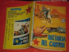 PICCOLO RANGER N° 26- ORIGINALE 1° EDIZIONE -DEL 1966- ALBI DEL  COW BOY- RARO