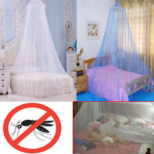 Double Size Mosquito Net Bed Canopy Netting Curtain Fly Midges Insect Stopping