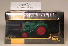 IXO 1/43: TRA003G MAN Ackerdiesel A 25 A (1955), grün/rot