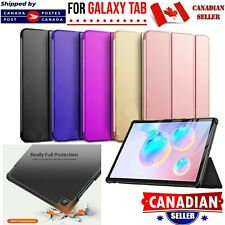 For Samsung Galaxy Tab A 10.1 2019 T510 T515 Case Smart Folio Leather Flip Cover