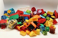 LEGO DUPLO Box of Lego Bricks Mixed Varied Parts Pieces No Minifigures