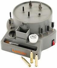 Lyman Case Prep Xpress Brass Cleaner System Brass shavings Tools Reloading Equip
