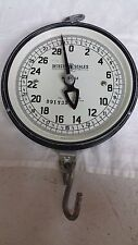 Vintage DETECTO SCALES Hanging Milk Scale - 391733 - 30 LB Weight Capacity