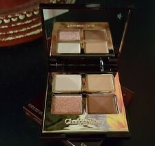 CHARLOTTE TILBURY Dreamgasm Eyeshadow Quad Eye Palette NIB + SAMPLE!