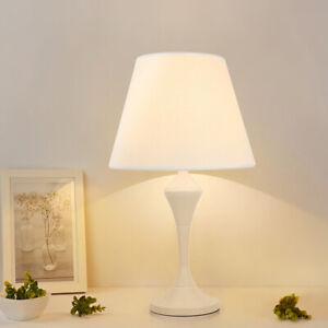 Dimming 7W LED Table Reading Light Fixture Desk Lamp E27 Bulb On/Off Button Plug