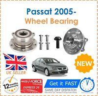 For Passat B6 1.4 1.6 1.9 2.0 TDI 2.5 3.2 2005- 1 Front Wheel Bearing Hub Kit x1