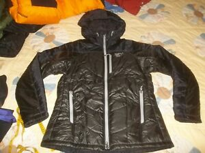 NEW Mountain Hardwear B'lady Level 7 Loft Parka Compressor Jacket Hooded Coat