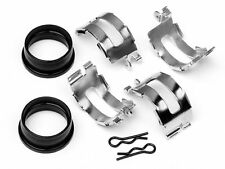 HPI 1/5 Baja 5B 5T 5SC Exhuast Tuned Pipe Coupling Set #86713 OZ RC Models
