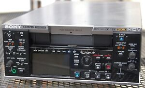 SONY HVR M25AE Digital videocassette recorder