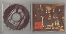 mr big - wild world cd