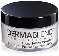 Dermablend Loose Setting Powder for up to 16-Hours of Makeup Coverage