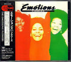 THE EMOTIONS Flowers 1976 JAPAN 1st Press CD 1994 W/Obi RARE OOP!