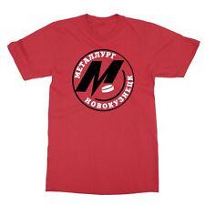 Metallurg Novokuznetsk KHL Russian Professional Hockey Men's T-Shirt