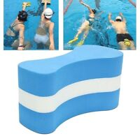 Foam Pull Buoy Float Kickboard Kids Adults Pool Swimming Safety Training Aid