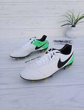 Size 8 Men'S Nike Tiempo Legend Vi Sg-Pro Ac 864483 104 White Soccer Cleats