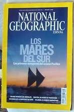 NATIONAL GEOGRAPHIC ESPAÑA - VOL. 22 - Nº 3 - MARZO 2008 - VER SUMARIO