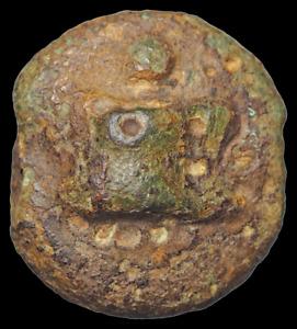 Anonymous. Circa 280 BC. Æ Aes Grave Uncia, Knucklebone