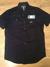 G-Star Camicia manica corta Uomo/Men Tg.S Originale Idea Regalo