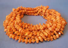Lot Wholesale Of 20 Raw  Baltic Amber Baby Necklaces