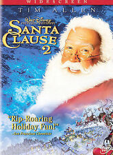 The Santa Clause 2 (DVD, 2003, Widescreen)