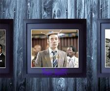 Roger Lloyd Pack Trigger Only Fools SIGNED FRAMED 10x8 REPRO PHOTO PRINT N2