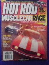 HOT ROD - MUSCLECAR RAGE - July 2005