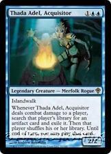 THADA ADEL, ACQUISITOR Worldwake MTG Blue Creature — Merfolk Rogue RARE