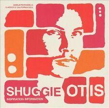 Shuggie Otis : Inspiration Information Soul/R & B 1 Disc Cd