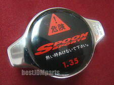 JDM Spoon Sports TYPE D RADIATOR CAP FOR EG EK RSX SI
