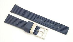 BMW Williams F1 Team LCD Digital Watch rubber Bracelet Strap Band 20mm