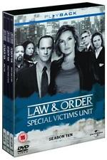 Law and Order - Special Victims Unit: Season 10 (Box Set) [DVD]