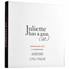 Juliette Has a Gun Wardrobe Discovery Kit Not a Perfume, MMMM, Oud and More New