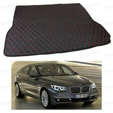 PU Leather Car Trunk Mat Cargo Pad Carpet for BMW 5-Series Gran Turismo GT 14-17