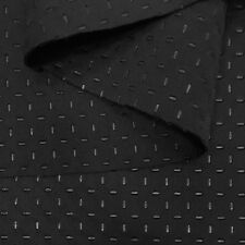 Neoprene Scuba Knit Fabric Embossed Poly Spandex Sold BTY 58''Wide Apparel PIN