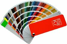 Colour Matching Fan Deck - Ral K7 Classic Colour / Colour Chart / Swatch / Guide