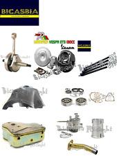 6490 - CILINDRO DR 57 130 CC ALBERO MOTORE CARBURATORE 19 VESPA 50 SPECIAL