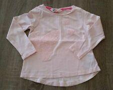 H&M Mädchen-T-Shirts & -Tops mit Langarm Größe 98